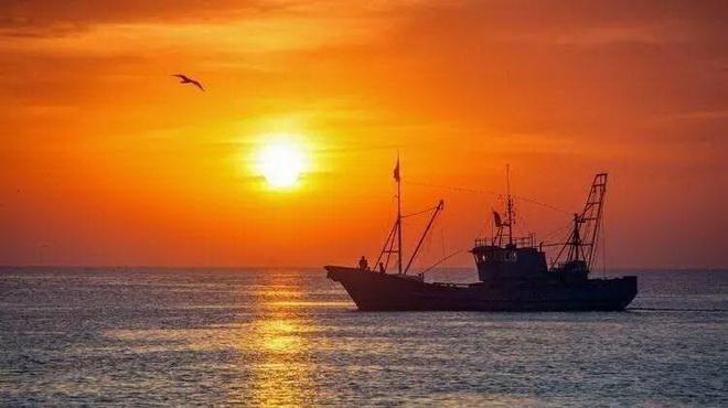 9.05自驾黄骅体验深海渔猎、休闲海钓